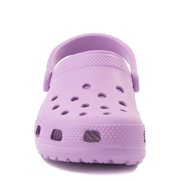 alternate view Crocs Classic Clog - OrchidALT4
