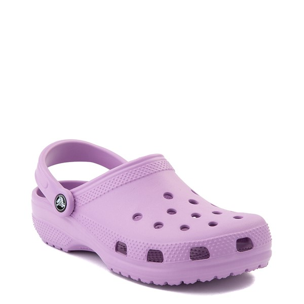 alternate view Crocs Classic Clog - OrchidALT5