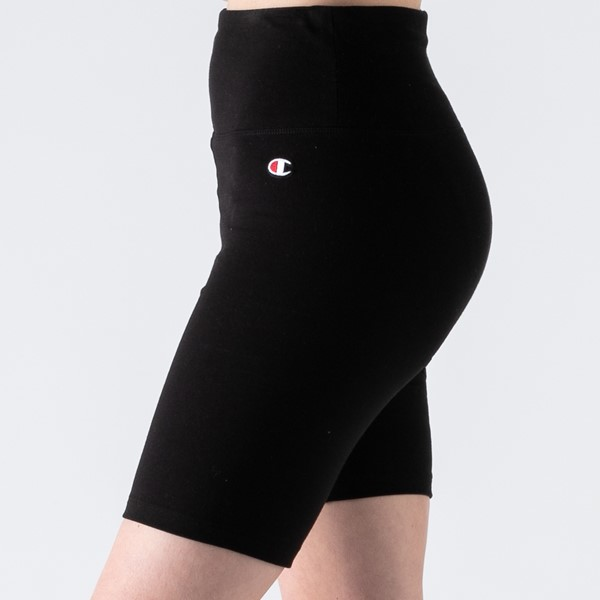 alternate view Womens Champion Everyday Bike Shorts - BlackALT1