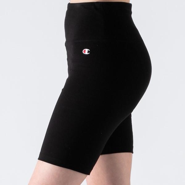 alternate view Womens Champion Everyday Bike Shorts - BlackALT1
