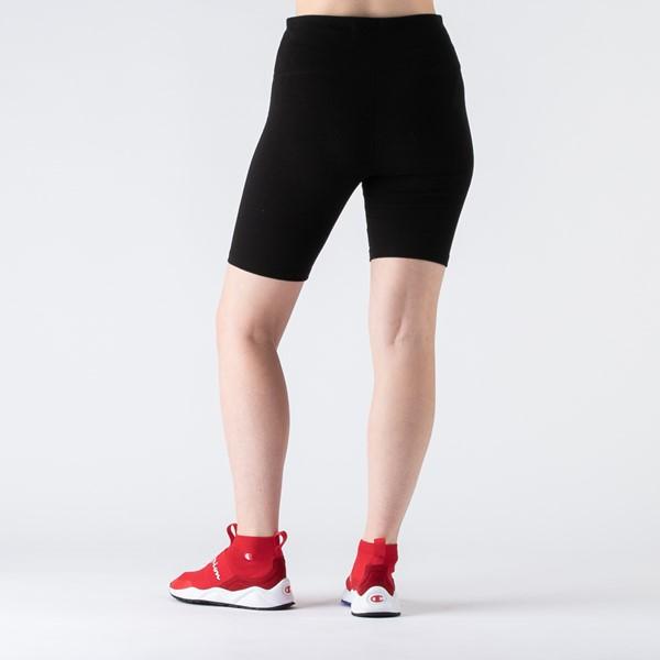 alternate view Womens Champion Everyday Bike Shorts - BlackALT2