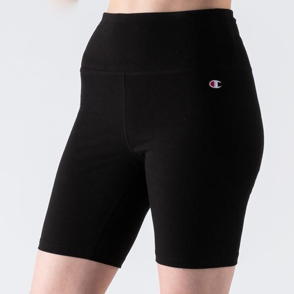 alternate view Womens Champion Everyday Bike Shorts - BlackALT5
