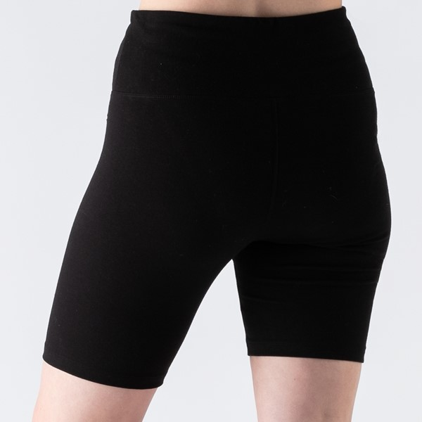 alternate view Womens Champion Everyday Bike Shorts - BlackALT5B