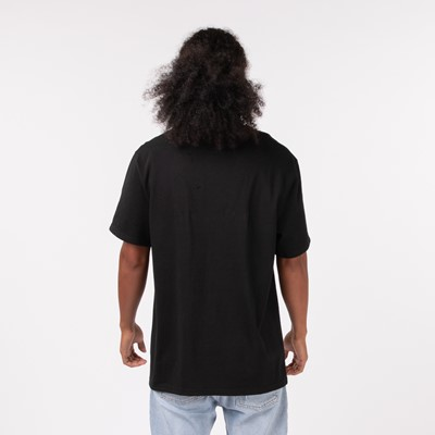 Alternate view of Mens Champion Heritage Tee - Black