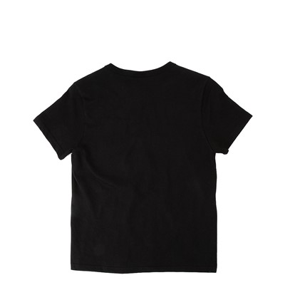 Alternate view of Womens Champion Block Logo Girlfriend Tee - Black
