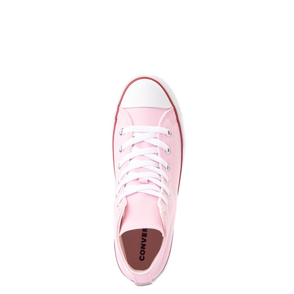 alternate view Converse Chuck Taylor All Star Hi Lift Sneaker - Little Kid / Big Kid - Pink GlazeALT2