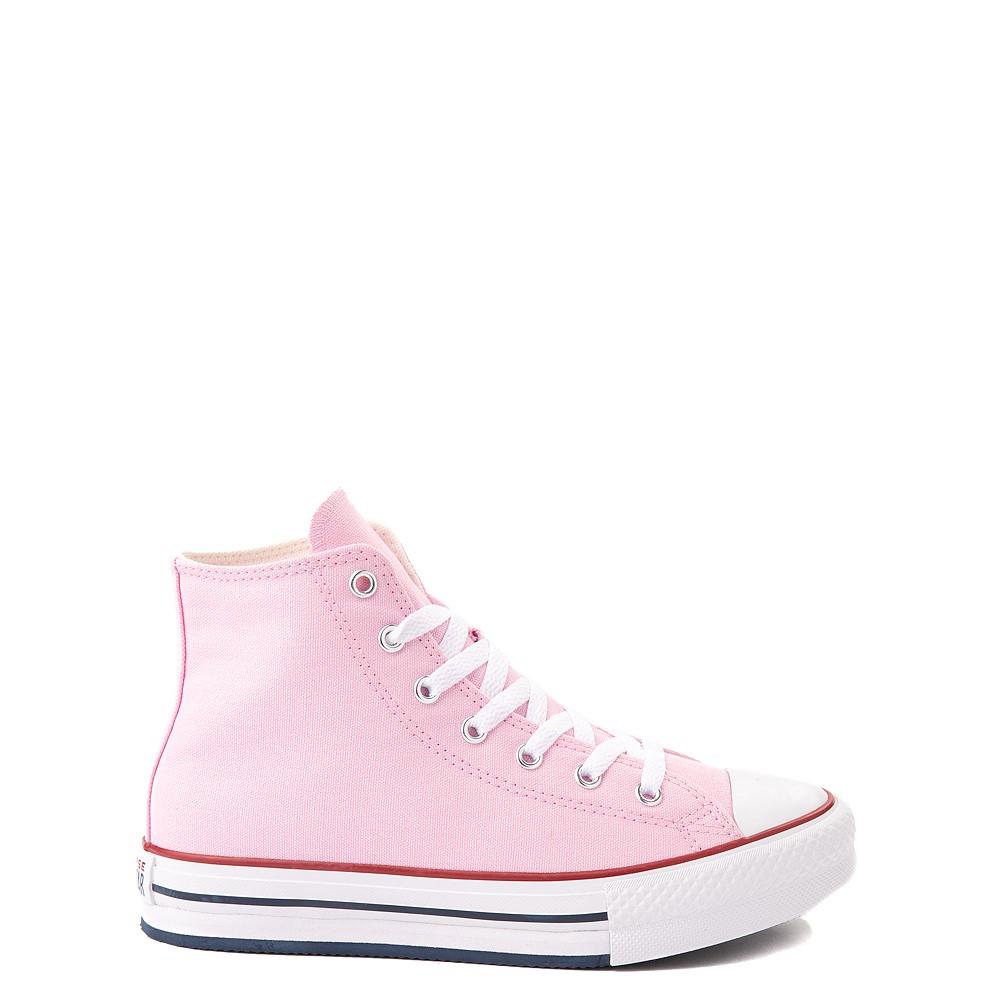 Converse Chuck Taylor All Star Hi Lift Sneaker - Little Kid / Big Kid - Pink Glaze