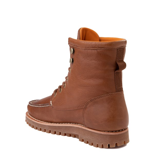 alternate view Mens Timberland Jackson's Landing Boot - Saddle BrownALT1