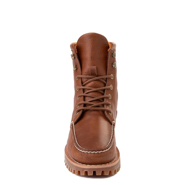 alternate view Mens Timberland Jackson's Landing Boot - Saddle BrownALT4