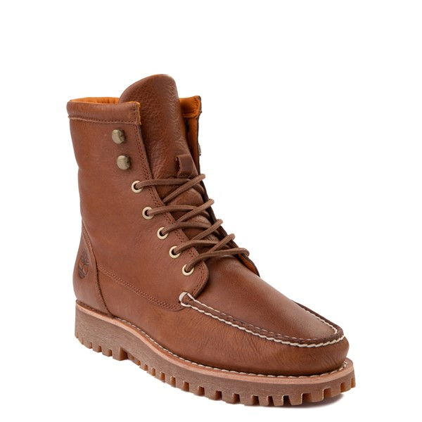alternate view Mens Timberland Jackson's Landing Boot - Saddle BrownALT5