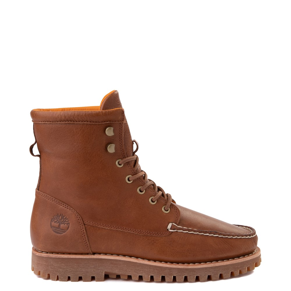 Mens Timberland Jackson's Landing Boot - Saddle Brown