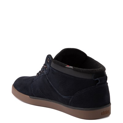Alternate view of Mens etnies Jefferson MTW Skate Shoe - Navy