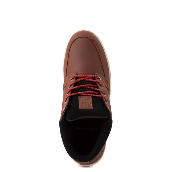 alternate view Mens etnies Crestone MTW Skate Shoe - BrownALT4B