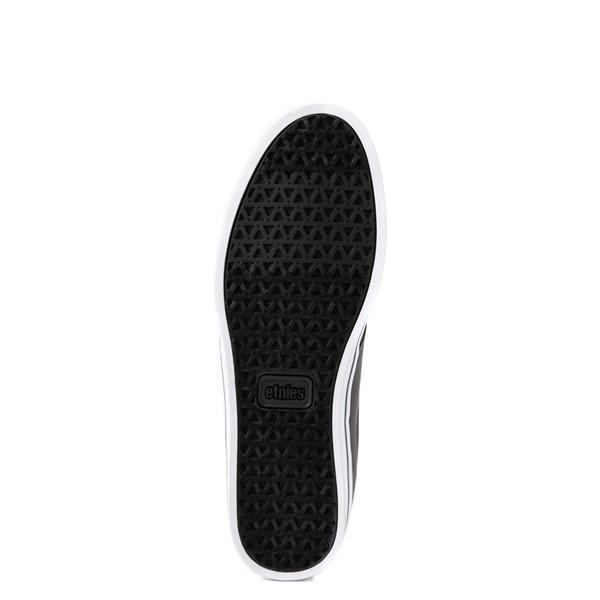 alternate view Mens etnies Jameson 2 Eco Skate Shoe - Gray / BlueALT3