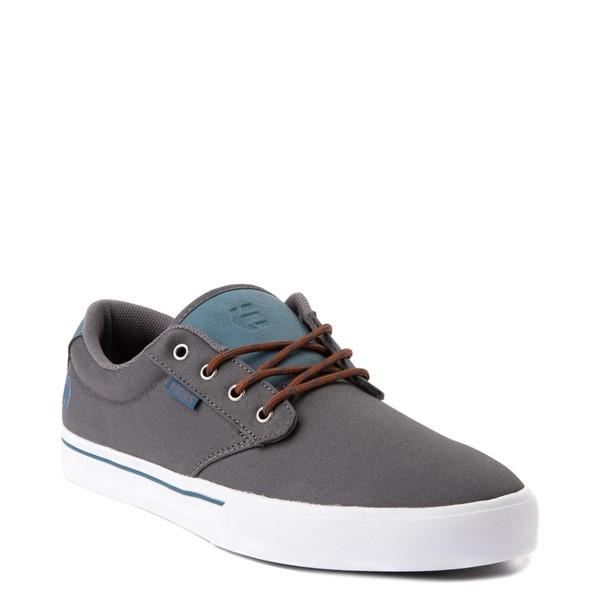 alternate view Mens etnies Jameson 2 Eco Skate Shoe - Gray / BlueALT5