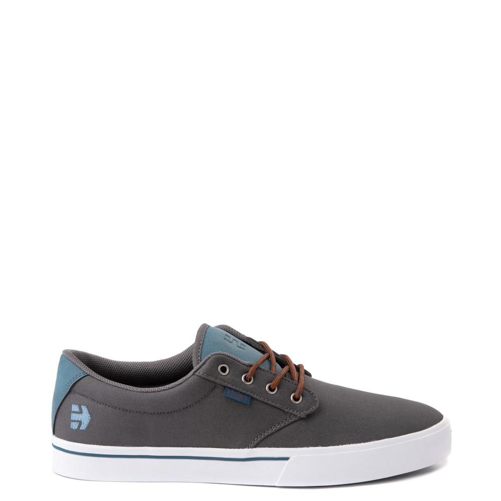 Mens etnies Jameson 2 Eco Skate Shoe - Gray / Blue
