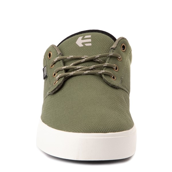 alternate view Mens etnies Jameson 2 Eco Skate Shoe - OliveALT4