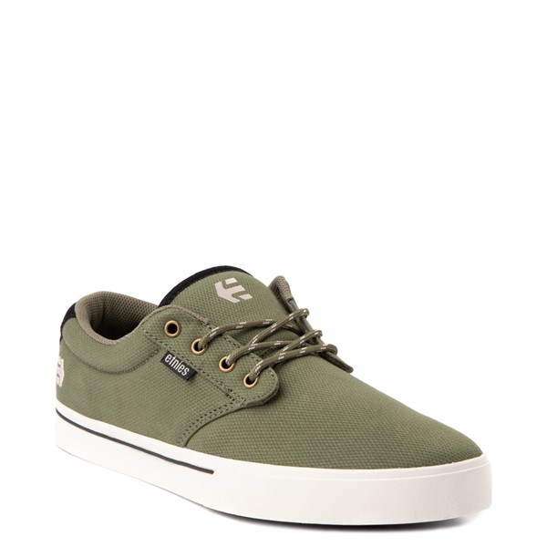 alternate view Mens etnies Jameson 2 Eco Skate Shoe - OliveALT5