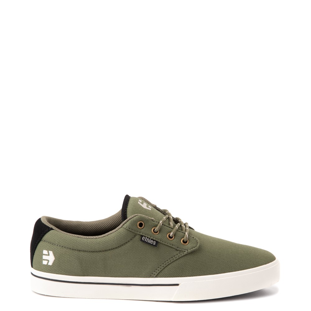 Mens etnies Jameson 2 Eco Skate Shoe - Olive