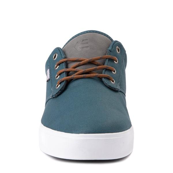 alternate view Mens etnies Jameson 2 Eco Skate Shoe - Navy / GrayALT4