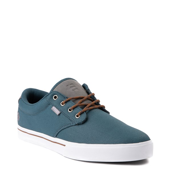 alternate view Mens etnies Jameson 2 Eco Skate Shoe - Navy / GrayALT5