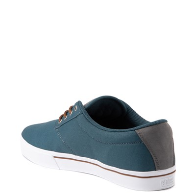 Alternate view of Mens etnies Jameson 2 Eco Skate Shoe - Navy / Gray