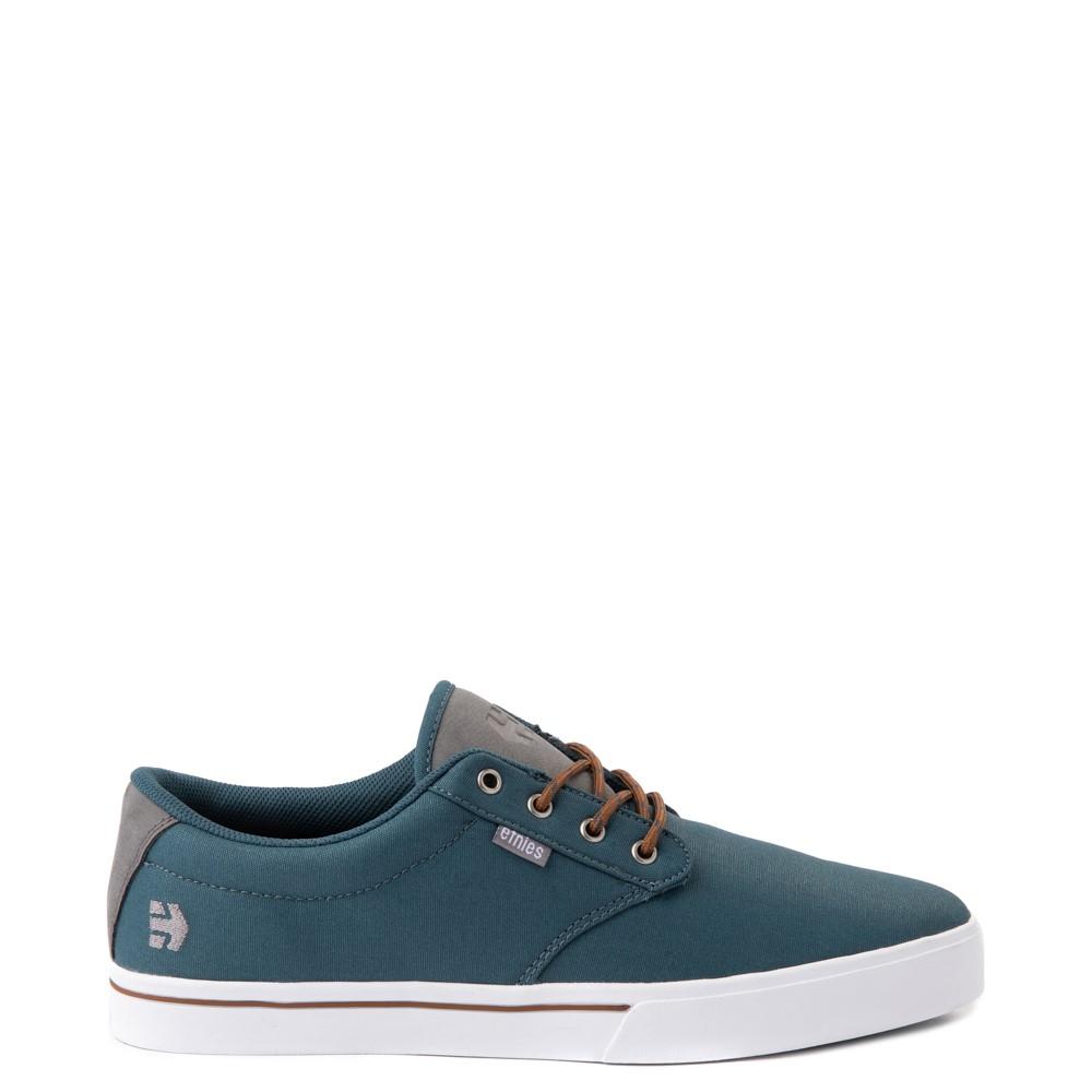 Mens etnies Jameson 2 Eco Skate Shoe - Navy / Gray
