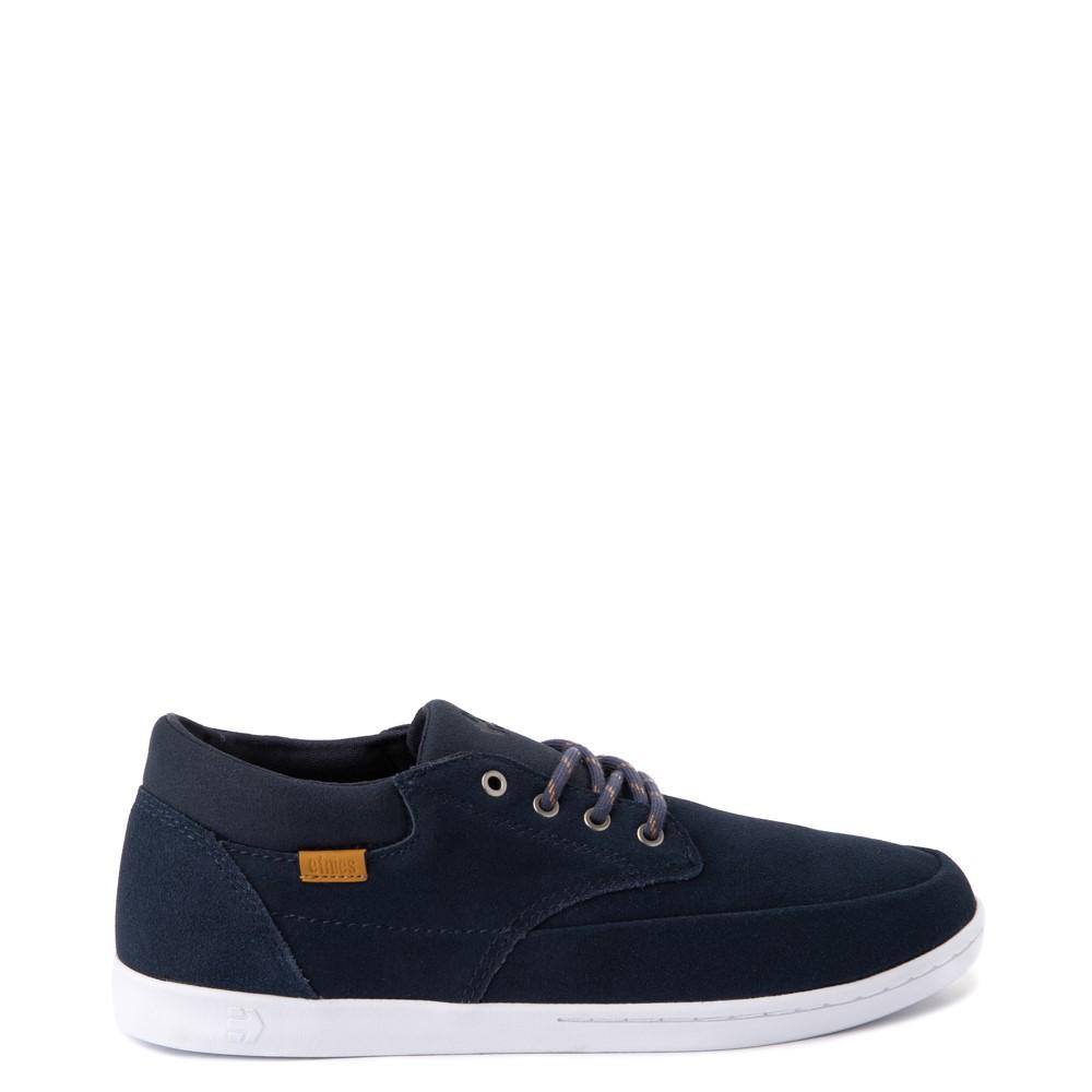 Mens etnies Macallan Skate Shoe - Navy