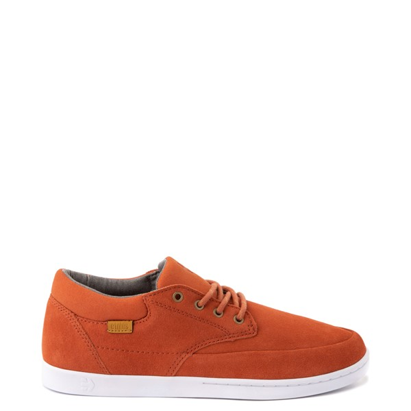 Main view of Mens etnies Macallan Skate Shoe - Rust