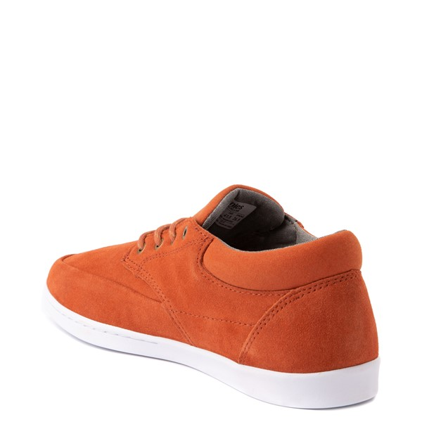 alternate view Mens etnies Macallan Skate Shoe - RustALT1
