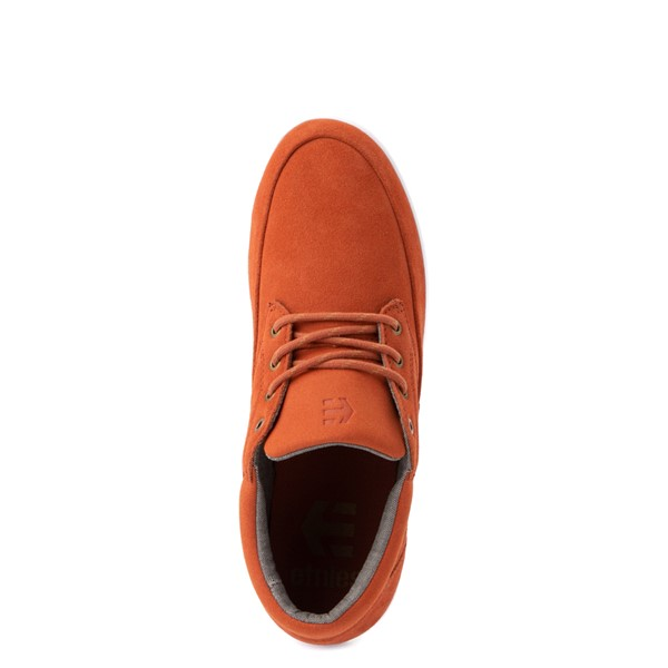 alternate view Mens etnies Macallan Skate Shoe - RustALT4B