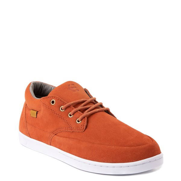alternate view Mens etnies Macallan Skate Shoe - RustALT5