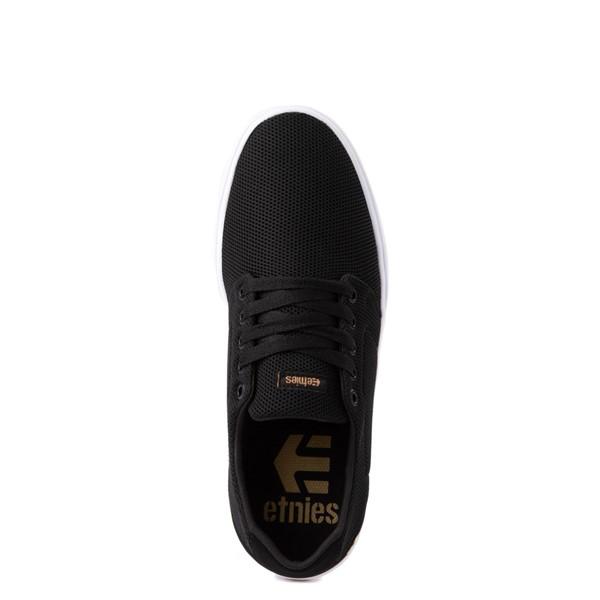 alternate view Mens etnies Stratus Skate Shoe - BlackALT2