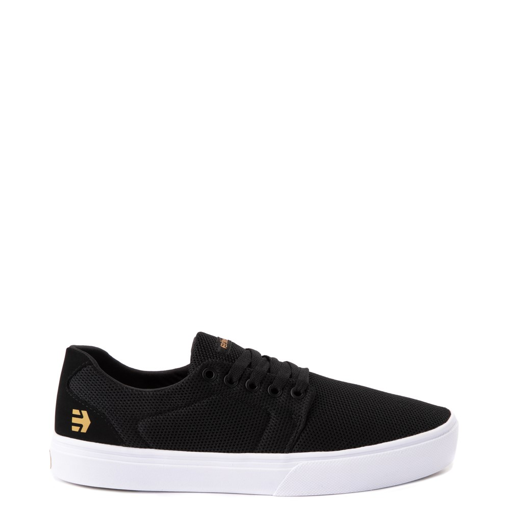 Mens etnies Stratus Skate Shoe - Black