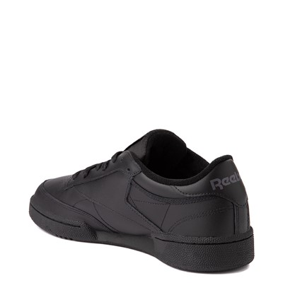 Alternate view of Mens Reebok Club C 85 Athletic Shoe - Black / Charcoal