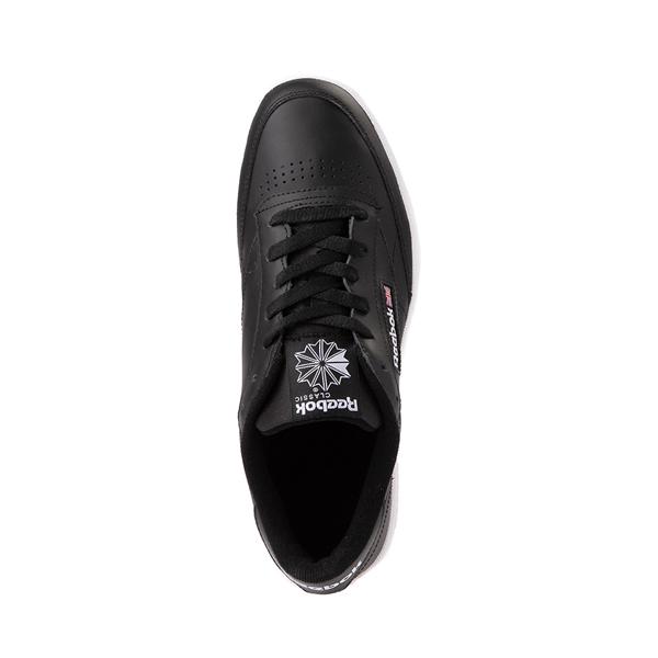 alternate view Mens Reebok Club C 85 Athletic Shoe - Black / GumALT2