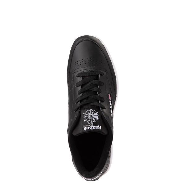 alternate view Mens Reebok Club C 85 Athletic Shoe - Black / GumALT4B