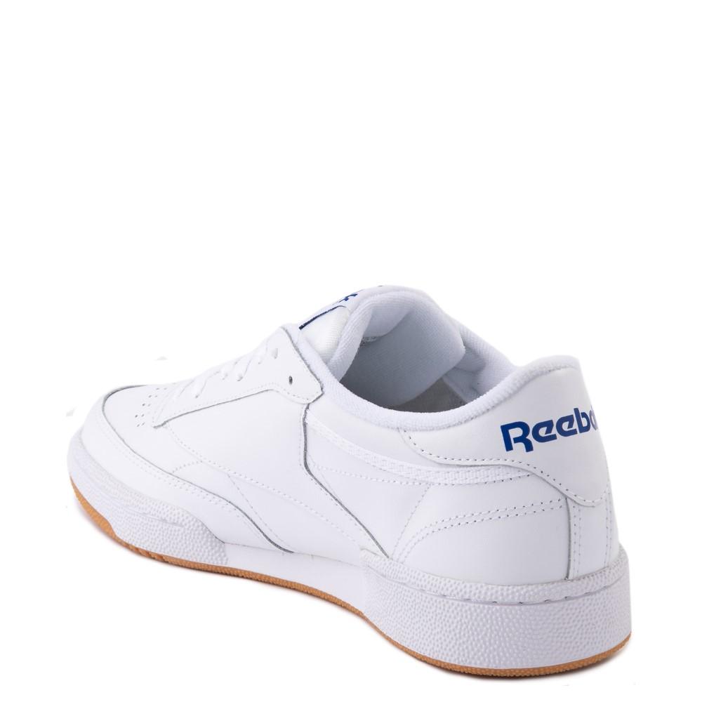 reebok club c 85 white royal