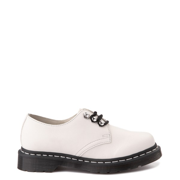Main view of Womens Dr. Martens 1461 Casual Shoe - White