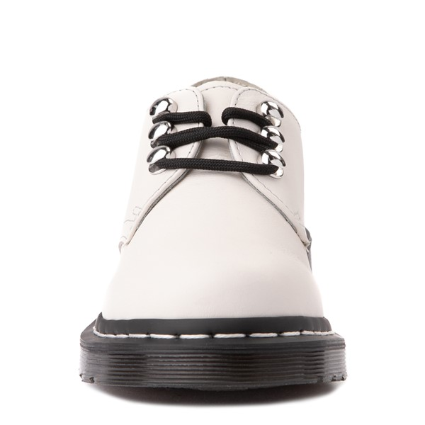 alternate view Womens Dr. Martens 1461 Casual Shoe - WhiteALT4