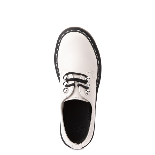 alternate view Womens Dr. Martens 1461 Casual Shoe - WhiteALT4B
