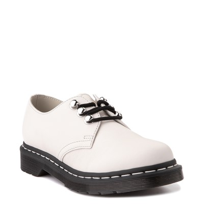 Alternate view of Womens Dr. Martens 1461 Casual Shoe - White