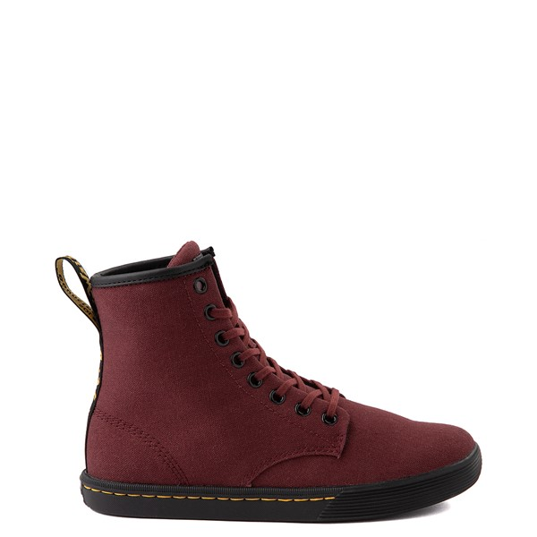 Main view of Womens Dr. Martens Sheridan 8-Eye Boot - Oxblood