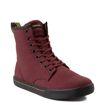 Alternate view of Womens Dr. Martens Sheridan 8-Eye Boot - Oxblood