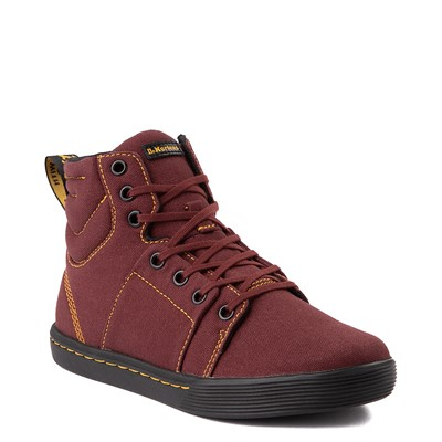 Alternate view of Womens Dr. Martens Rozarya Boot - Cherry Red