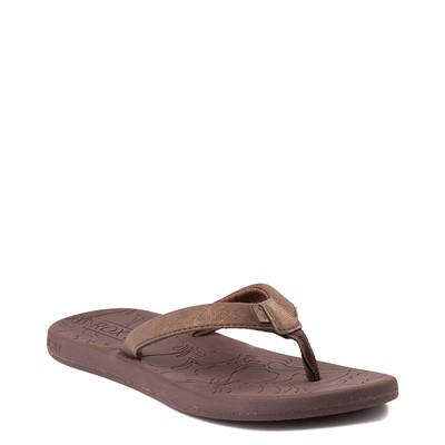 Alternate view of Womens Roxy Vickie Sandal - Bronze