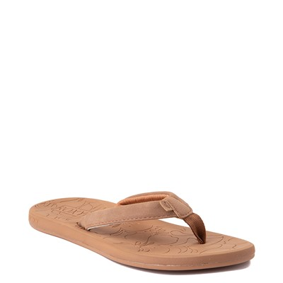 Alternate view of Womens Roxy Vickie Sandal - Tan
