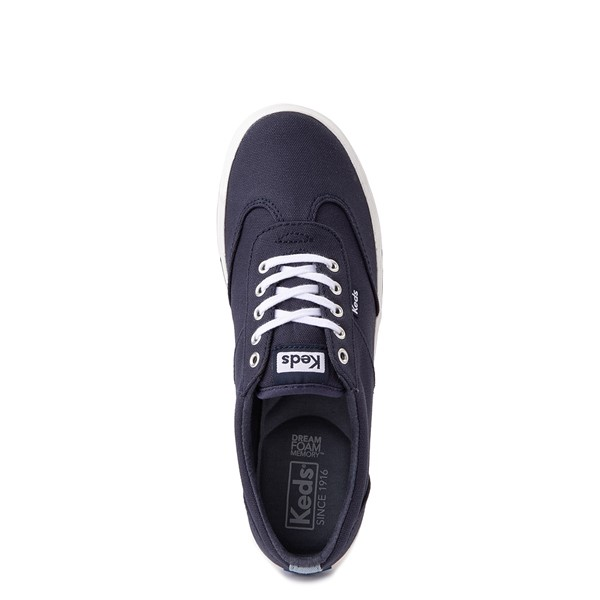 alternate view Womens Keds Courty Casual Shoe - Core NavyALT4B