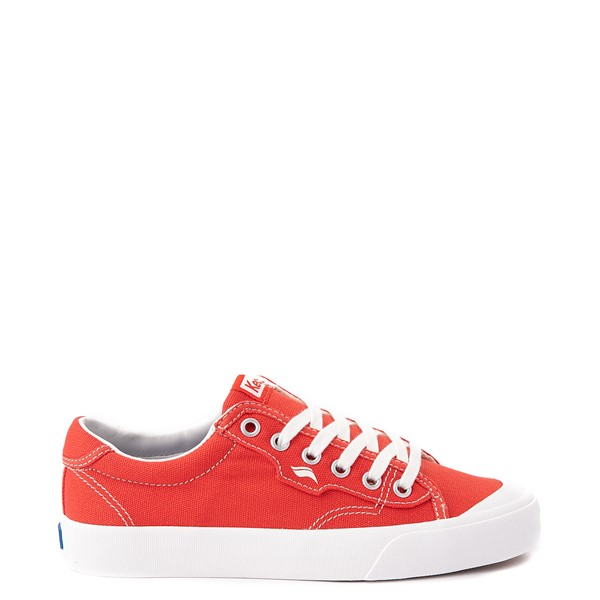 Main view of Womens Keds Crew Kick 75 Casual Shoe - Red