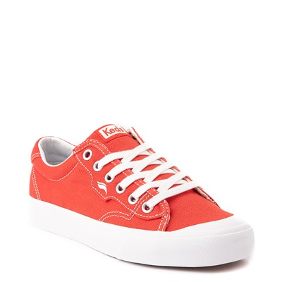 Alternate view of Womens Keds Crew Kick 75 Casual Shoe - Red